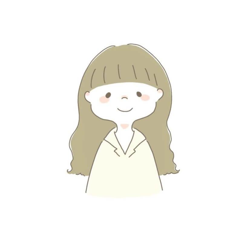 アイコン笑顔