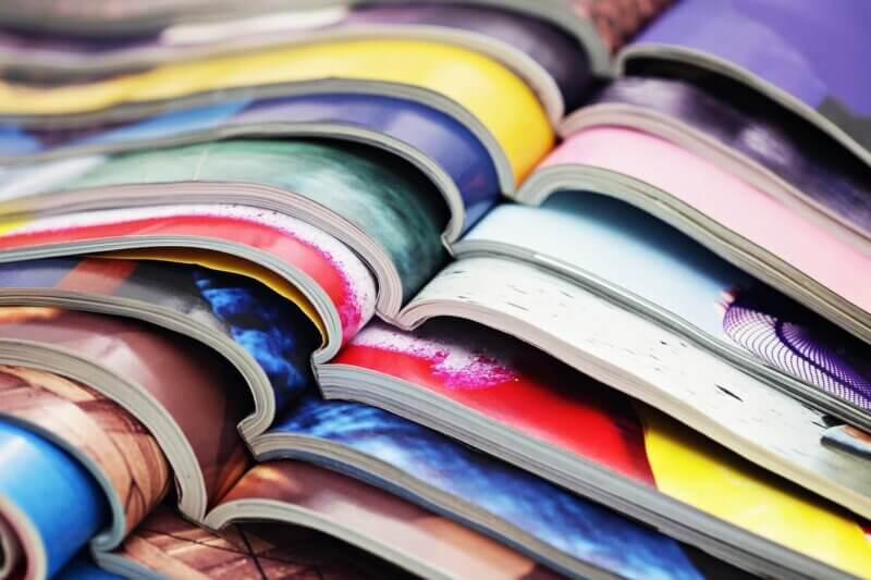 雑誌の写真 セブンネットショッピング メリット